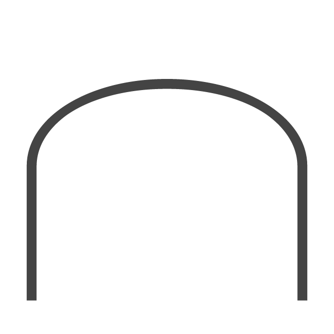 Oval Arch Type - Arch Angle Custom Arched Top Storm Windows & Storm Doors