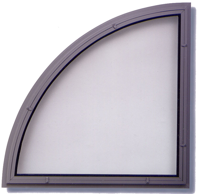 Window Standard Style - Arch Angle Custom Arched Top Storm Windows & Storm Doors